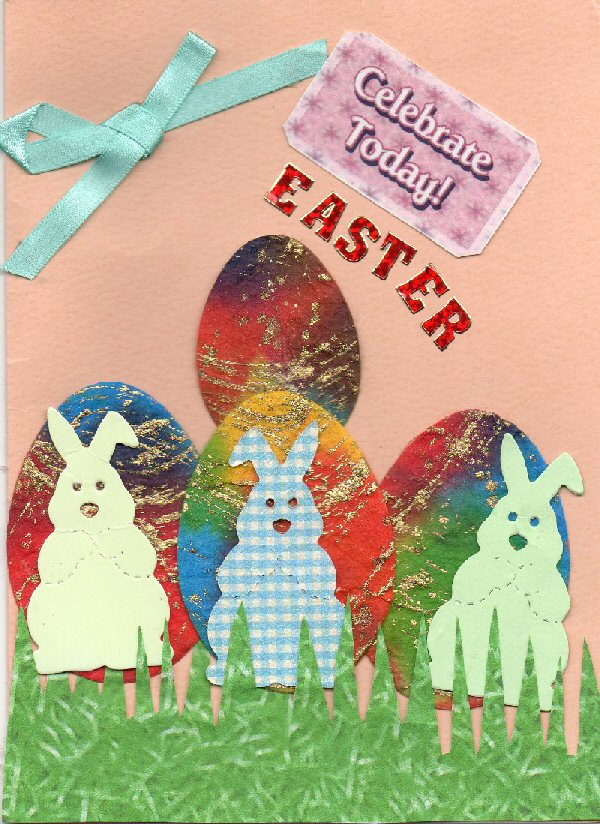 happy easter cards to make. Happy Easter