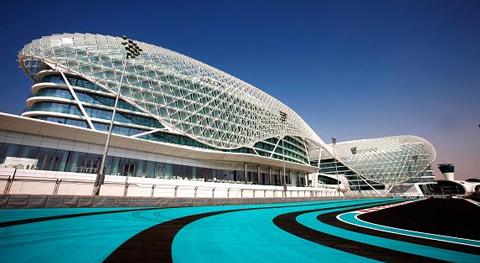 18° GP - Gran Premio de Abu Dhabi, Yas Marina Yas-Marina-Circuit-FormulaDrift