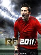 realfootball Real Football 2011 HD su Samsung Galaxy S2 by batista70phone