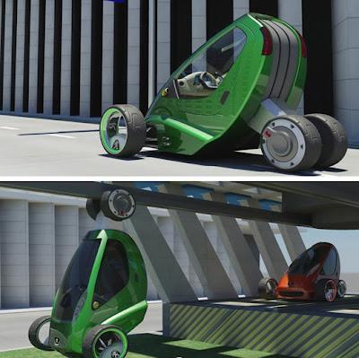 green design, tecnologia, concept