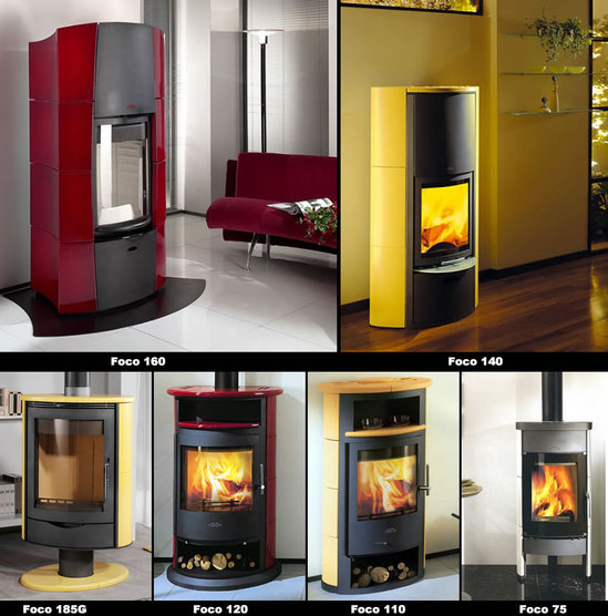 Brands luxury october 2010 for Luxury stove brands