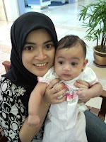 Mommy n Zahra