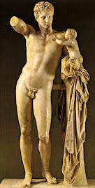 Hermes de Praxiteles