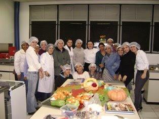 8° Jornada de Nutrição UniABC - Oficina de Escultura em Frutas e Legumes