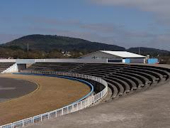 Las gradas Del Estadio Principal