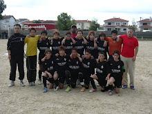 Campeões Distritais de Sub-13 - 2007/2008