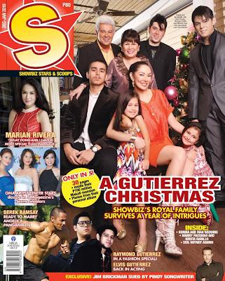 S Magazine December 2009 issue
