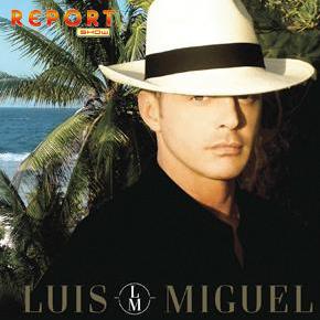 Luis Miguel: Portada nuevo disco - Report Show - El mundo del ...