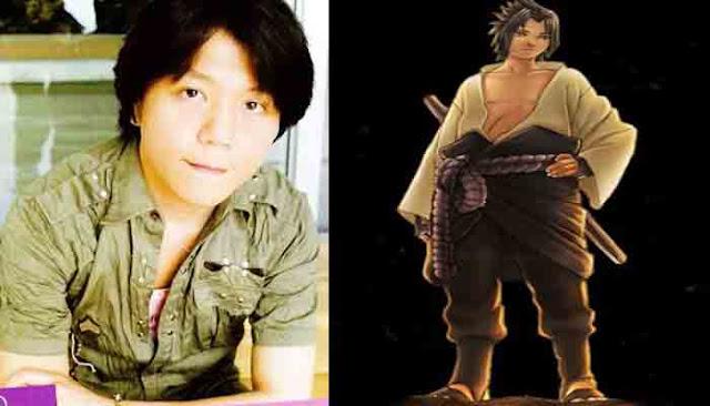 Noriaki Sugiyama - Sasuke Uchiha