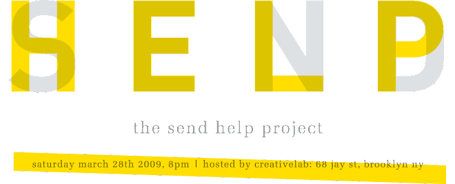 The Send Help Project
