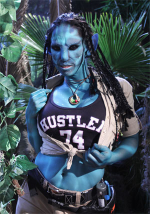 Right! think, Cosplay avatar movie porn