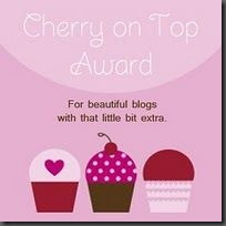 Cherry on the Top Award