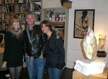 Me with Harry Hamlin & Lisa Rinna