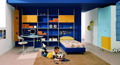 Kids Bedroom Decorating Ideas for Boys Room