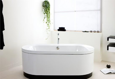 Comfortable and Modern Bathroom Furniture Set