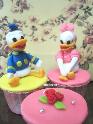 Donald Ducks Have Cakes