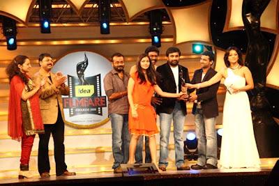 56th Filmfare Awards night