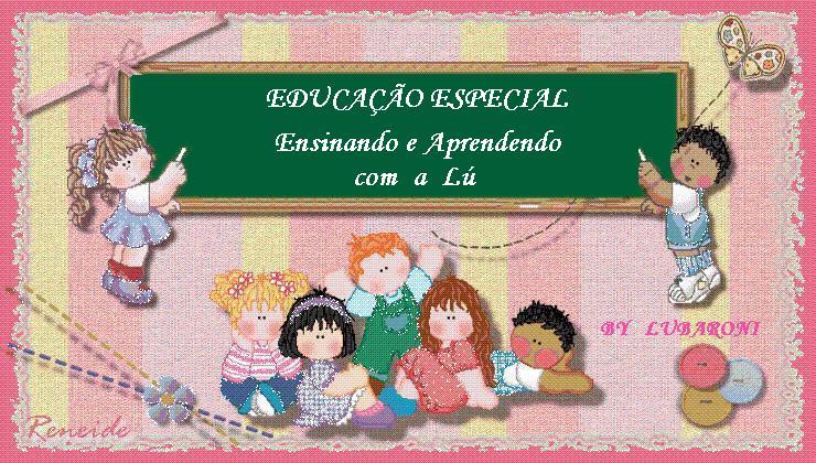 Educação Especial e Informática na Educação Especial