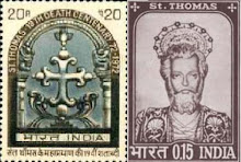 Stamps by India