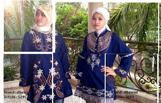 Moslem Fashion New Style of Baju Kurung