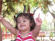 2 Year Old Jasmine!