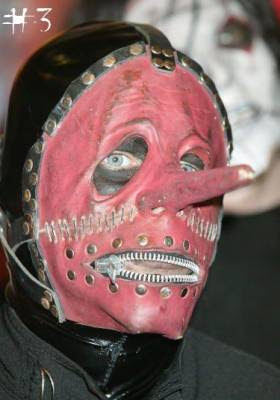 Las Mascaras de Slipknot