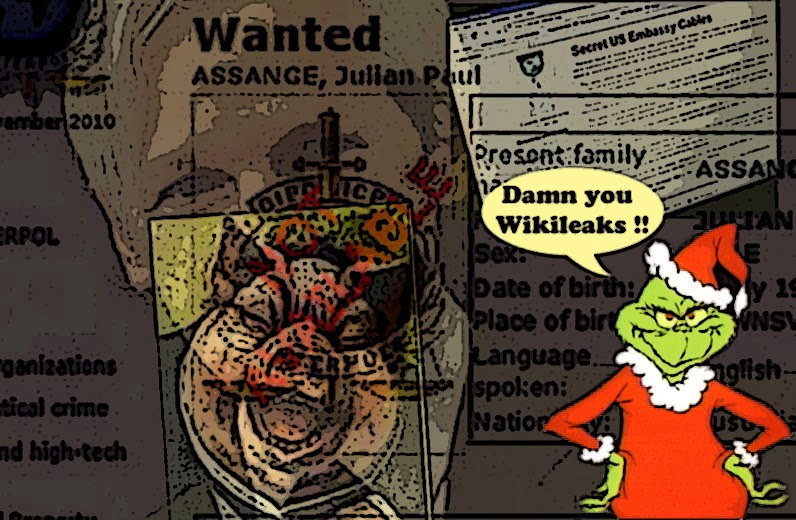 Montreal Simon: Wiki Wars: Julian Assange and the Grinch