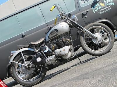 1948 Triumph T100 Tiger