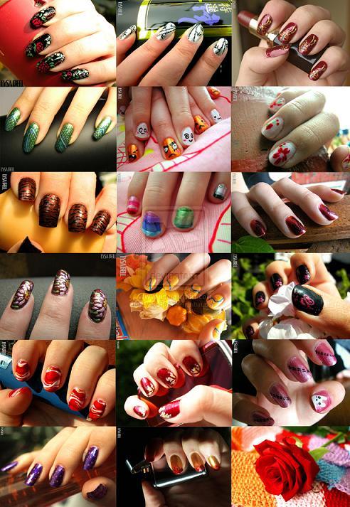 Welcome Velocitys Blog Nail Art Desings 2010 Top 5 Nail Polish
