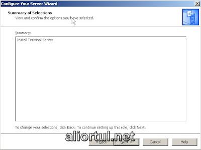 terminal server kurulumu 2