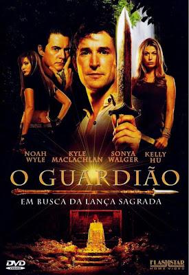 O Guardião: Em Busca da Lança Sagrada - DVDRip Dual Áudio