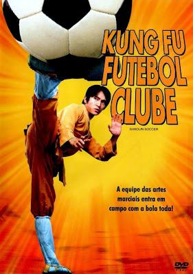 Kung Fu Futebol Clube - DVDRip Dual Áudio