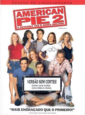 Filme American Pie 2 : A Segunda Vez É Ainda Melhor   Dublado