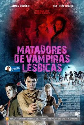 Matadores de Vampiras Lésbicas - DVDRip Dual Áudio