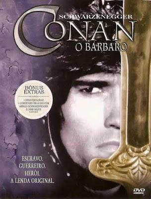 Conan: O Bárbaro - DVDRip Dublado