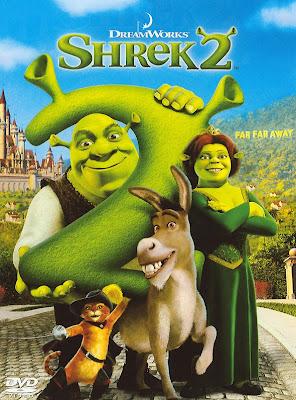 Shrek 2 – AVI Dual Áudio + RMVB Dublado