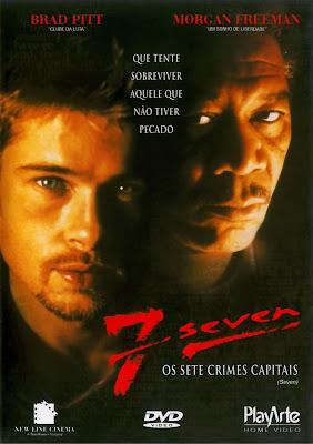Filme Poster Seven: Os Sete Crimes Capitais DVDRip XviD Dual Audio & RMVB Dublado