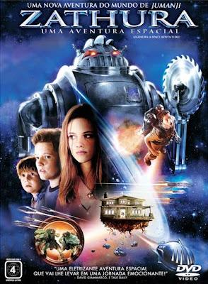 Zathura: Uma Aventura Espacial - DVDRip Dublado
