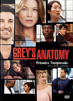 Grey's Anatomy - 1ª Temporada Completa - DVDRip Dublado