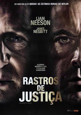 Filme Poster Rastros de Justiça DVDRip XviD Dual Audio & RMVB Dublado