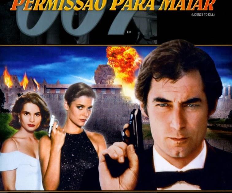 Gunjou No Magmel Assistir Online: Ver Filme 007: Permissão Para Matar Dublado Online