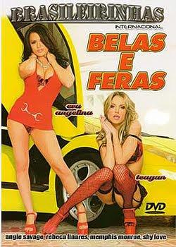 Brasileirinhas - Belas e Feras - (+18)
