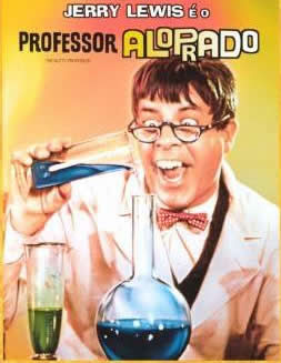 O Professor Aloprado - DVDRip Dublado