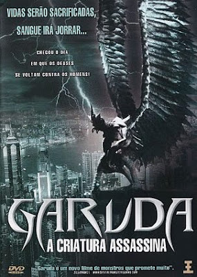 Garuda: A Criatura Assassina - DVDRip Dual Áudio