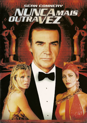 007: Nunca Mais Outra Vez - DVDRip + Legendado