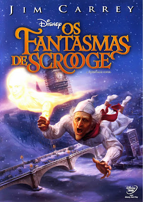 Os Fantasmas de Scrooge   Dual Áudio + Legenda