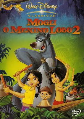 Mogli: O Menino Lobo 2 - DVDRip Dublado