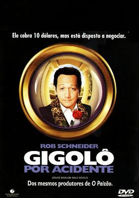 Gigolô Por Acidente - DVDRip Dual Áudio