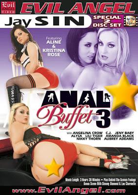 Evil Angel - Anal Buffet 3 - (+18)