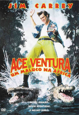 Ace Ventura 2: Um Maluco na África - DVDRip Dublado